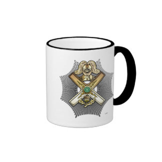 29th Degree: Knight of Saint Andrew Ringer Coffee Mug