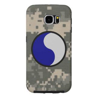 "29th Infantry Division ""29 Lets Go!"" Digital Camo Samsung Galaxy S6 Case"