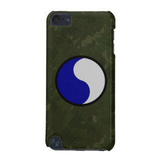 """29th Infantry Division """"29 Lets Go!"""" WW II Camo iPod Touch 5G Cover"""