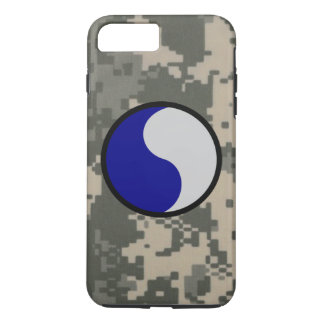 """29th Infantry Division """"Army Digital Camo"""" iPhone 7 Plus Case"""