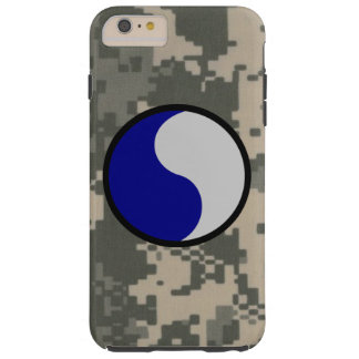 """29th Infantry Division """"Army Digital Camo"""" Tough iPhone 6 Plus Case"""