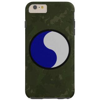 "29th Infantry Division ""Dark Green Camo"" Tough iPhone 6 Plus Case"