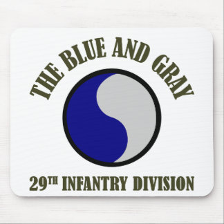 29th Infantry Division Mouse Pad