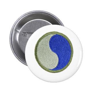 29th Infantry Pinback Button