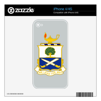 29th Infantry Regiment - We Lead The Way Decals For The iPhone 4S