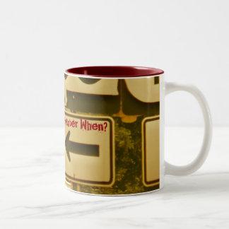 $2.00 Gas! Remember When? Two-Tone Coffee Mug