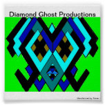 2.0, Diamond Ghost Productions, Manufactured by... Print