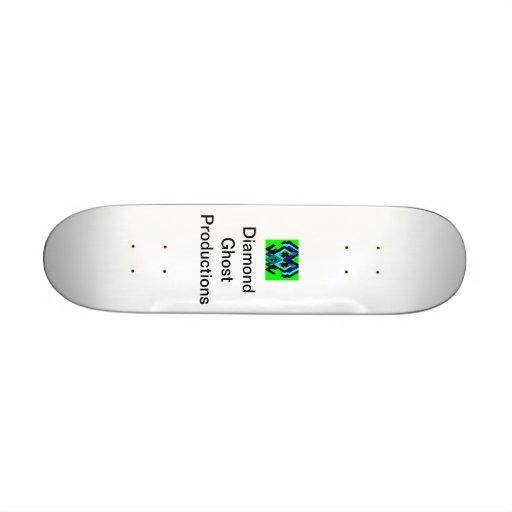 2.0, Diamond Ghost Productions Skateboard Deck