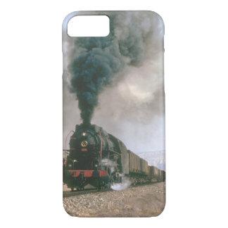 2-10-0 No 56309 crosses the barren_Steam Trains iPhone 8/7 Case