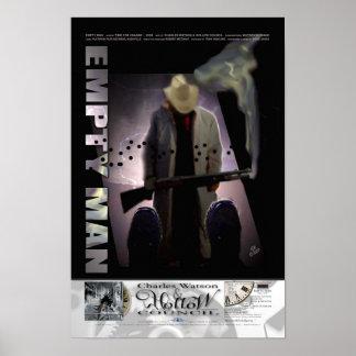 2/13 EMPTY MAN - TFC Poster Series