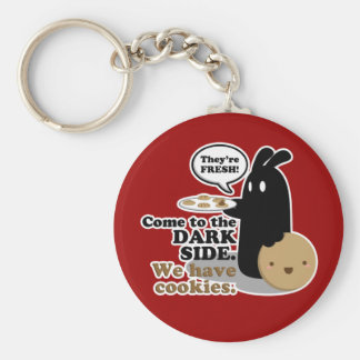 """2 1/4"""" Come To The Dark Side. Key Chain"""