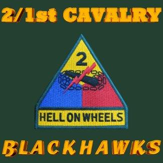 2/1st Cavalry VSR M113 ACAV Shirt shirt
