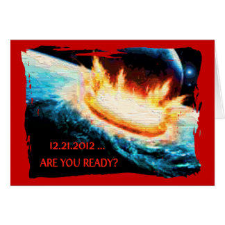 2.21.2012 ARE YOU READY? GREETING CARDS