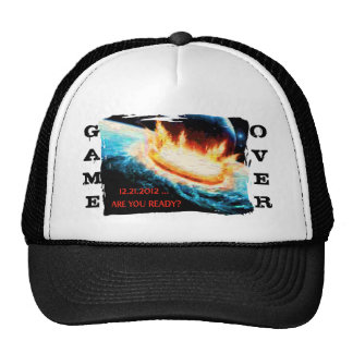2.21.2012 ARE YOU READY? TRUCKER HAT