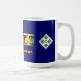 2/22nd Inf., 4th Inf. Div. VSR Triple Deuces Mug