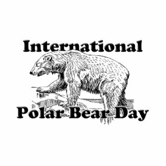 2-27 International Polar Bear Day Photo Sculptures