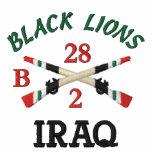2-28th Infantry Crossed Rifles Shirt