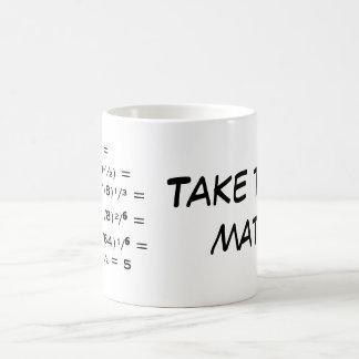 2 + 2 = 5 COFFEE MUG