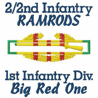2/2nd Inf. 1st ID VSM Combat Infantryman Badge