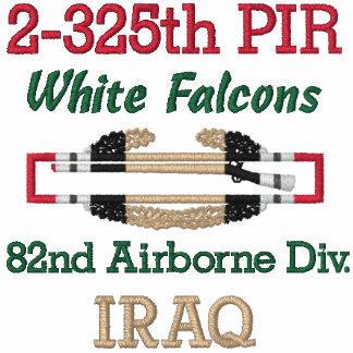 2-325th PIR Iraq Combat Infantryman Badge Shirt