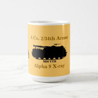 2/34o Armadura, 25tos Inf. Div. Taza del