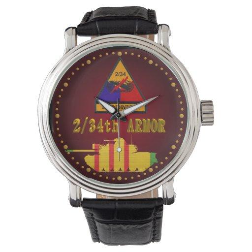 2/34o Reloj de la armadura M48