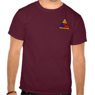 2/34th Armor Dreadnaughts Dark Shirt Shirt