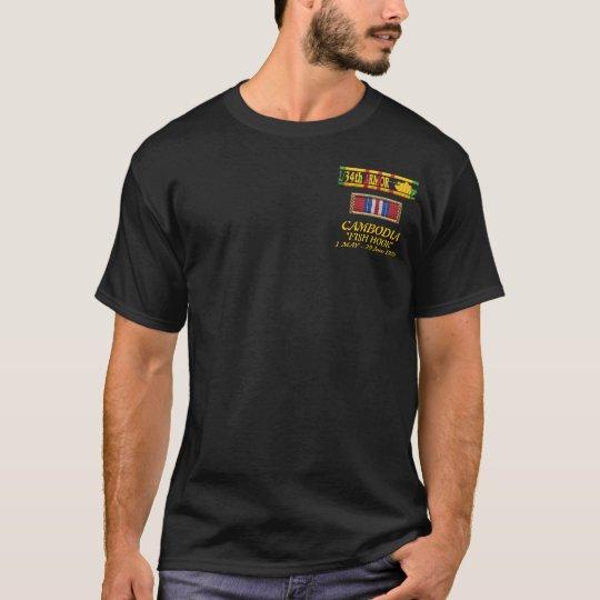 2/34th Armor Valorous Unit Award - Cambodia Shirt