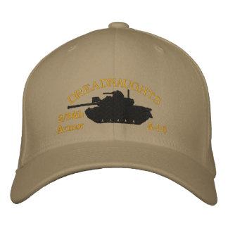 2/34th Armor VSM M48 & VSM Ribbon Embroidered Hat