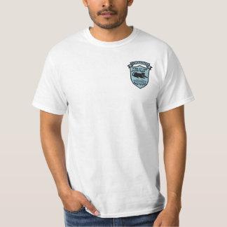 2/47o Camisa de la impresión del frente y de la