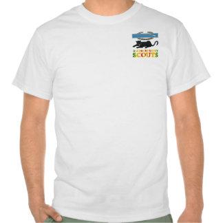 2/47o Camisa de los exploradores del CIB de la pan