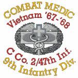 2/47o Camisa del médico del combate de Vietnam