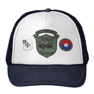 2/47o El remiendo sometido infantería de las pante Gorras
