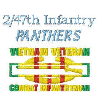 2/47o Inf. Camisa del soldado de infantería del