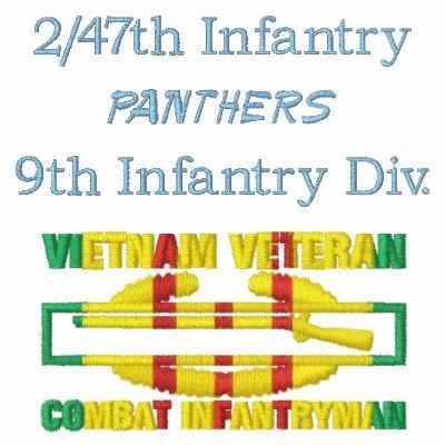 2/47o Inf. Camisa del soldado de infantería del co