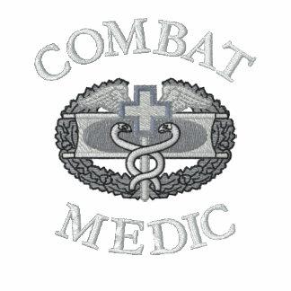 2/47o Inf. CMB, rifles cruzados, camisa M113 Sudadera Bordada Con Capucha