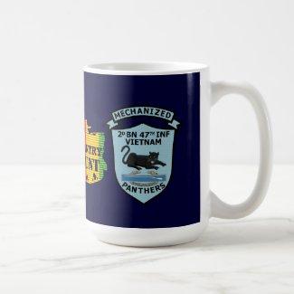 2/47th Inf. Mech Grunt VSR Track Mug