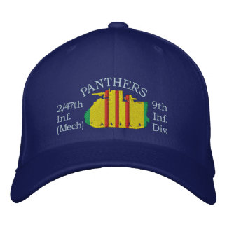 2/47th Inf. Panthers M113 Four-Side Hat
