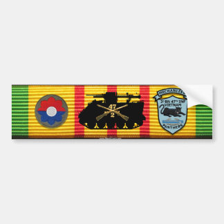 2/47th Inf. RR M113 New Patches Sticker Bumper Stickers