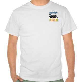 2/47th Infantry CIB Panther VSR Cut-Out Golf Shirt