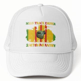 2/47th Infantry VSR Track Driver's Hat