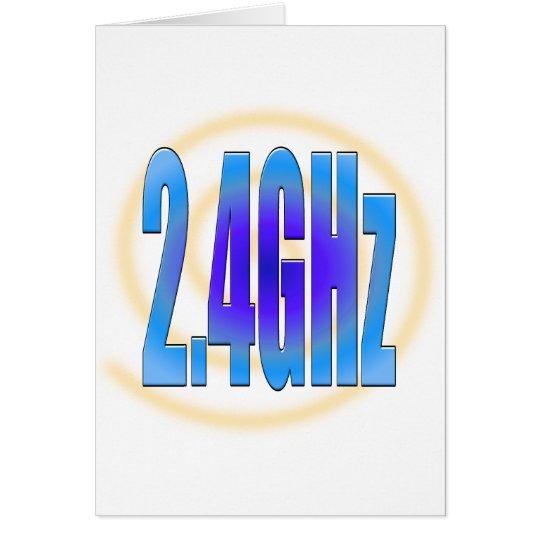 2.4GHz Card
