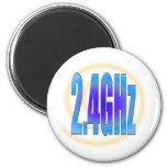 2.4GHz Fridge Magnet