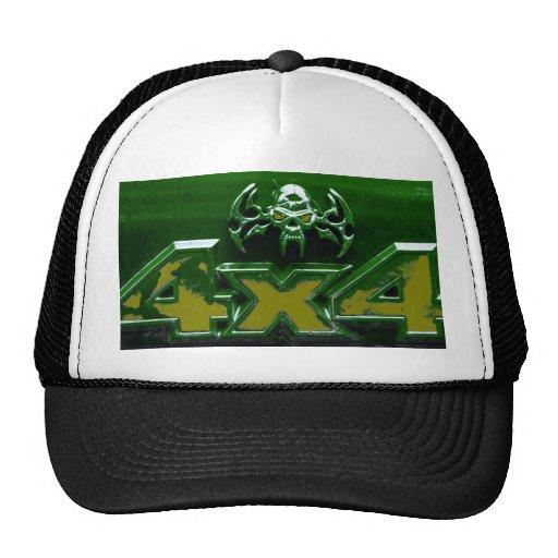 #2 4x4 gorras de camionero