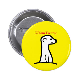 2.5 inch Button with MeerKat Logo