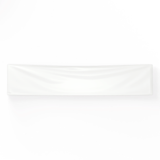 2.5' x 12' Banner