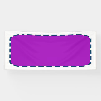 2.5' x 6' Banner DIY Template Add TEXT PHOTO IMAGE