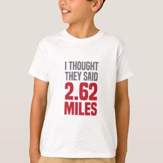 2.62 Miles T-Shirt