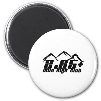 2.65+ Mile High Club Magnet
