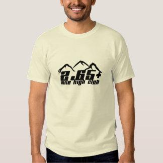 2.65+ Mile High Club Shirts